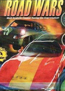 Скачать игру Road Wars через торрент бесплатно