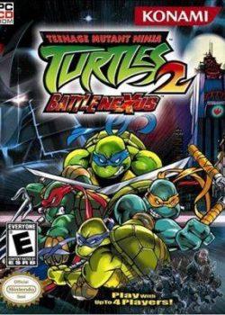 Скачать игру Teenage Mutant Ninja Turtles 2 Battle Nexus через торрент на pc