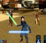 Star Wars Knights of the Old Republic полные игры