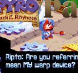 Spyro Attack of the Rhynocs взломанные игры