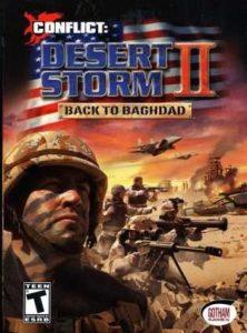 Скачать игру Conflict Desert Storm 2 через торрент на pc