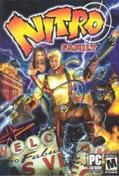 Скачать игру Nitro Family через торрент на pc