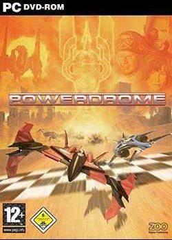 Скачать игру Powerdrome через торрент на pc