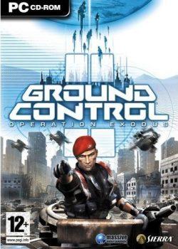 Скачать игру Ground Control 2 Operation Exodus через торрент на pc