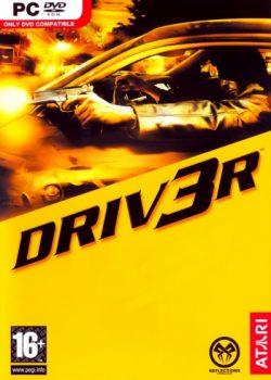 Скачать игру Драйвер 3 через торрент на pc