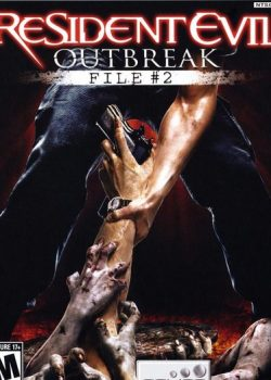 Скачать игру Resident Evil Outbreak через торрент бесплатно