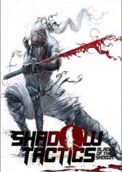 Скачать игру Shadow Tactics Blades of the Shogun через торрент на pc
