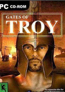 Скачать игру Gates of Troy через торрент на pc