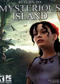 Скачать игру Возвращение на таинственный остров через торрент на pc