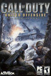 Скачать игру Call of Duty United Offensive через торрент на pc