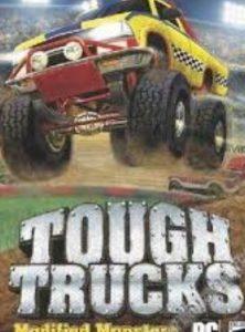 Скачать игру Tough Trucks Modified Monsters через торрент бесплатно