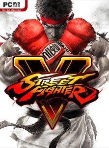 Скачать игру Street Fighter 5 через торрент на pc
