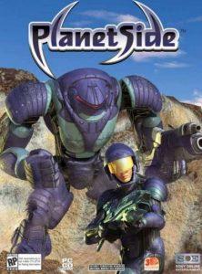 Скачать игру PlanetSide через торрент бесплатно