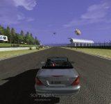 Mercedes Benz World Racing взломанные игры