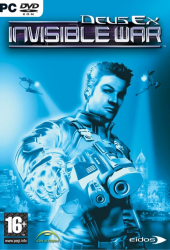 Скачать игру Deus Ex Invisible War через торрент на pc
