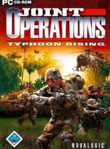 Скачать игру Joint Operations Typhoon Rising через торрент на pc