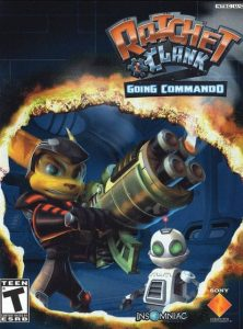 Скачать игру Ratchet and Clank Going Commando через торрент бесплатно