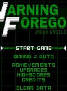 Скачать игру Warning Forever через торрент бесплатно