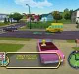 The Simpsons Hit and Run на виндовс