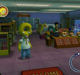 The Simpsons Hit and Run взломанные игры